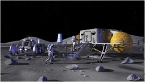 Luna Gaia – a CLLS habitat designed by an Australian-led team of scientists for the Moon or Mars