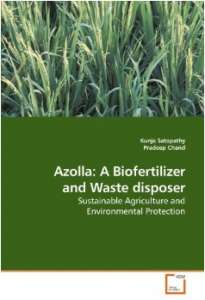 Azolla - a biofertilizer.....