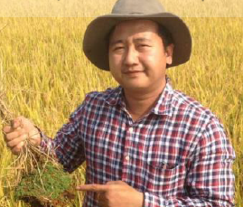 Supachai Pitiwut founder of Thailand's Weekend Farmer Network